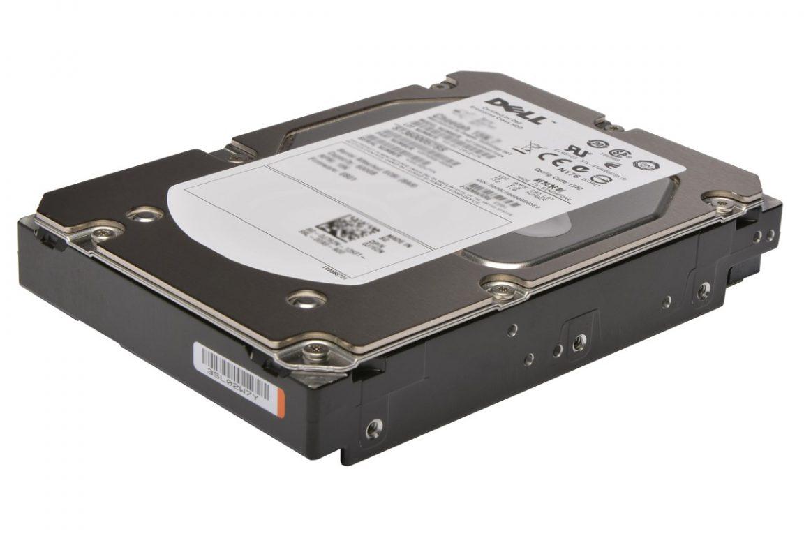 """Dell HDD 1TB SATA 7.2K 3.5"""" Hot-Plug (sa ladicom) for Dell servers: R320, R420, R520, R720, T320, T420"""