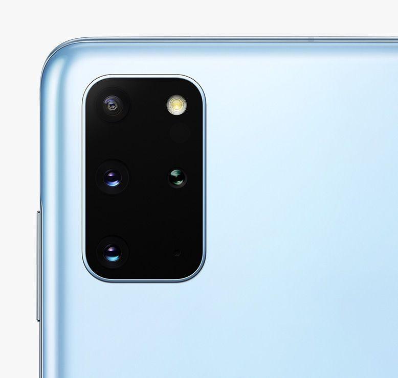 Smartphone Samsung SM-G985F GALAXY S20+ 128GB Dual SIM, Blue