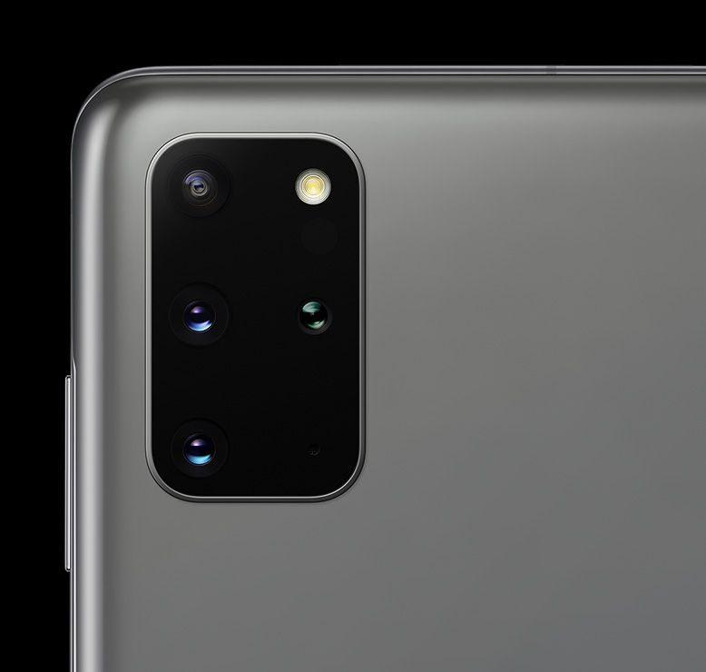 Smartphone Samsung SM-G985F GALAXY S20+ 128GB Dual SIM, Gray