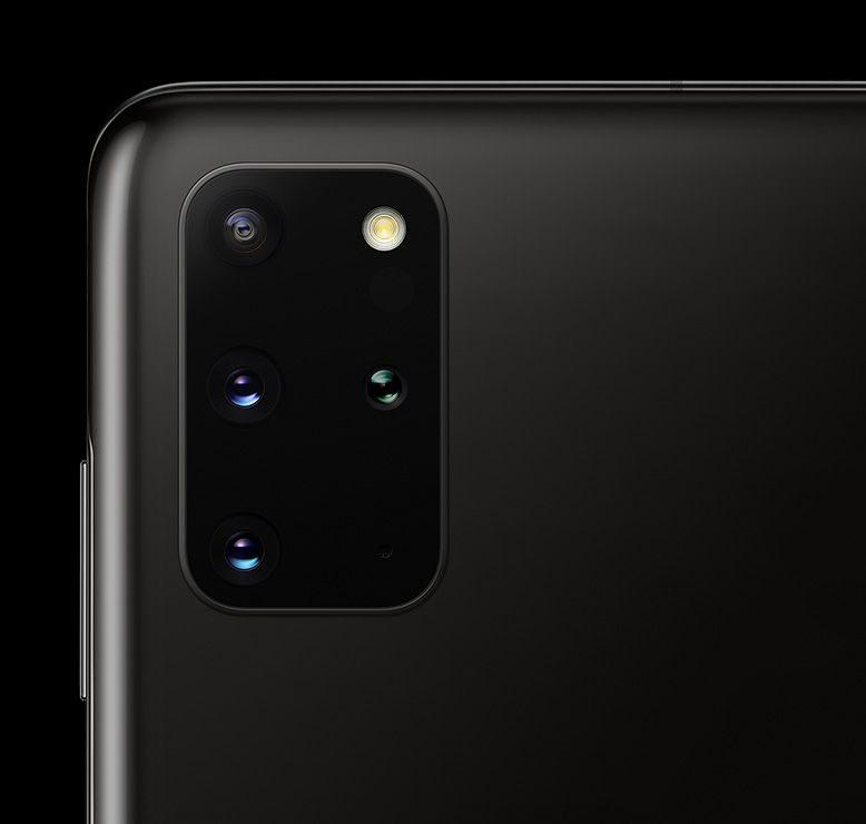 Smartphone Samsung SM-G985F GALAXY S20+ 128GB Dual SIM, Black