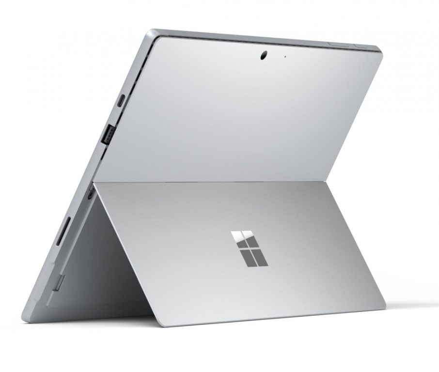 MICROSOFT Surface Pro7 2-in-1 Laptop/12.3″ Touch PixelSense™Display (2736×1824)/Intel Core i7-1065G7 (8MB Cache, up to 3.90 GHz)/16GB LPDDR4x RAM/1TB SSD/Intel Iris Plus Graphics/5.0MP Front-facing cam.1080p FHD Windows Hello face authentication/8.0MP Rear-facing AF cam.1080p HD & 4k /802.11ac+BT 5.0/Windows 10 Home (Microsoft Office 365 30-day trial)/Platinum