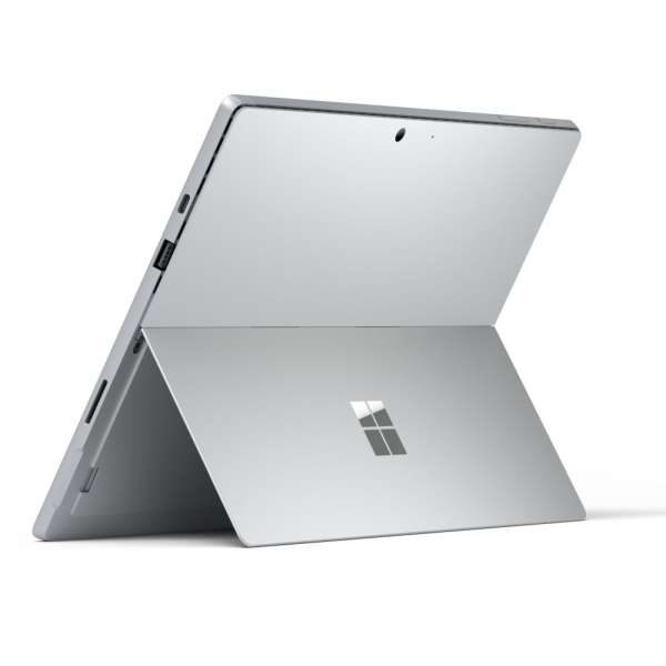 MICROSOFT Surface Pro7 2-in-1 Laptop/12.3″ Touch PixelSense™Display (2736×1824)/Intel Core i5-1035G4 (6MB Cache, up to 3.70 GHz)/8GB LPDDR4x RAM/128GB SSD/Intel Iris Plus Graphics/5.0MP Front-facing cam.1080p FHD Windows Hello face authentication/8.0MP Rear-facing AF cam.1080p HD & 4k /802.11ac+BT 5.0/Windows 10 Home (Microsoft Office 365 30-day trial)/Platinum